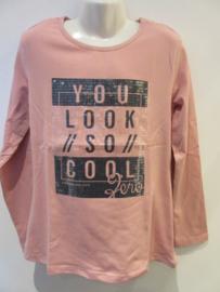 Longsleeve roze cool van Zero