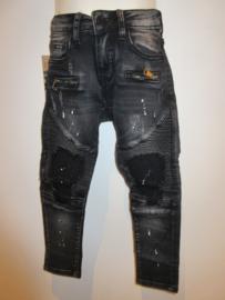 Jeans zwart Gpareation met spetters