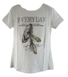Shirt wit every day van Zero