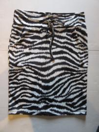 Rok zebra print