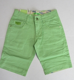Bermuda Boystudio lime groen