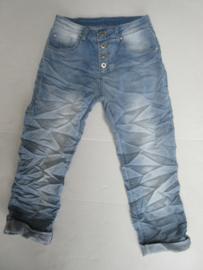Jeans capri Place du jour