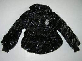 Jas van Zero zwart 128