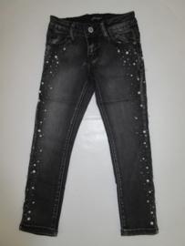 Jeans parel zwart Happy Star