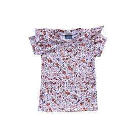 Ruffle Shirt Doris