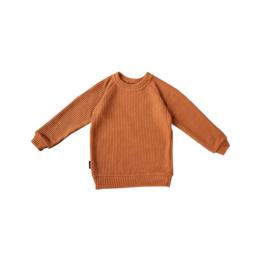 Sweater Knit Cognac