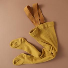 Dungaree Tight | Mustard