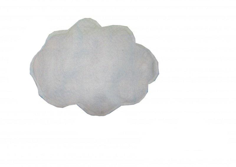 Twee wolken