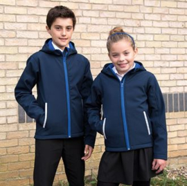 Result Junior Core TX performance hooded softshell