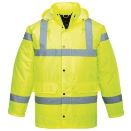 Hi-vis traffic jacket