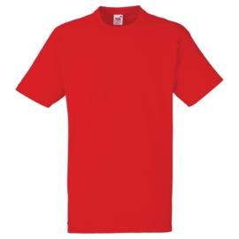 Fruit of the Loom Heavy Katoen T-shirt