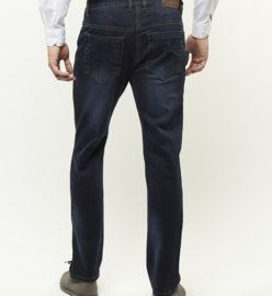 247 Palm Slim Fit S08  Dark Blue