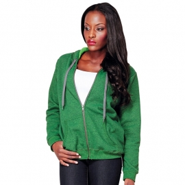 Gildan Women's Heavyblend vintage full zip