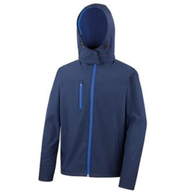 Result Core TX performance hooded softshell