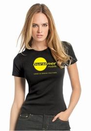 Burstner camper shirt vrouw
