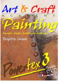 DVD 3 Schilderen met Powertex
