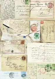 Silkpaper Postkaarten