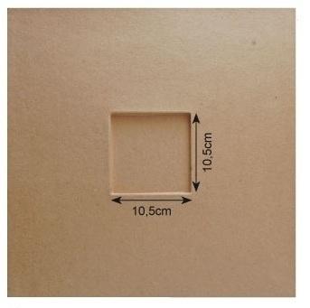 Ecoshape Lijst 39,6x39,6 cm