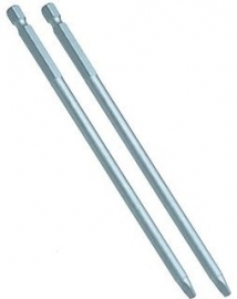 Kreg 2/Triton 2    Vierkante bit 152  mm - twee stuks
