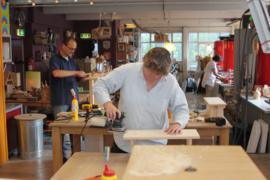 Workshop Meubelmaken Eerste Stappen