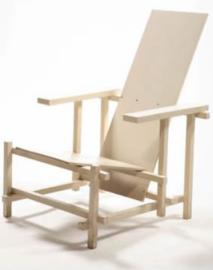 Bouwtekening - Rietveldstoel
