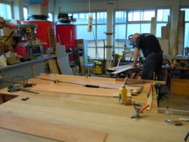 Workshop Laminaat Leggen