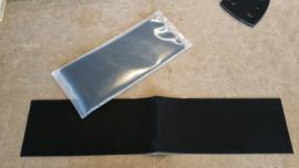 Topkwaliteit Klitteband Stroken 100x500 mm  - zelfklevend - Haakdeel