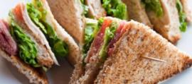 diverse sandwiches