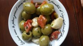 olijven Caprese