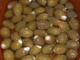 geitenkaas olijven