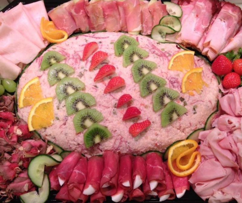 rundvlees salade (groot)