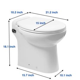 Broyeur Toilet FLO WC53 START