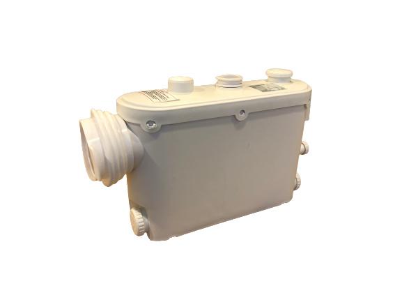 Broyeur Pumpe 12004 - Mit seitlichem Eintritt - Seitliches Schneiden