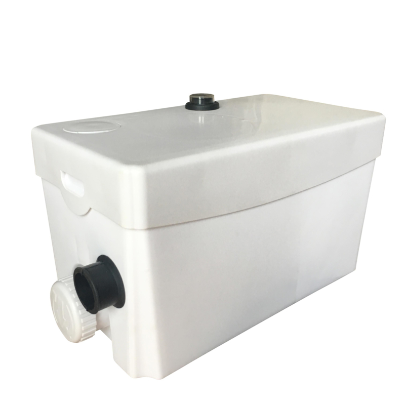 Vuilwater Pomp FLO300  - Plat model - Enkel voor douche/ligbad