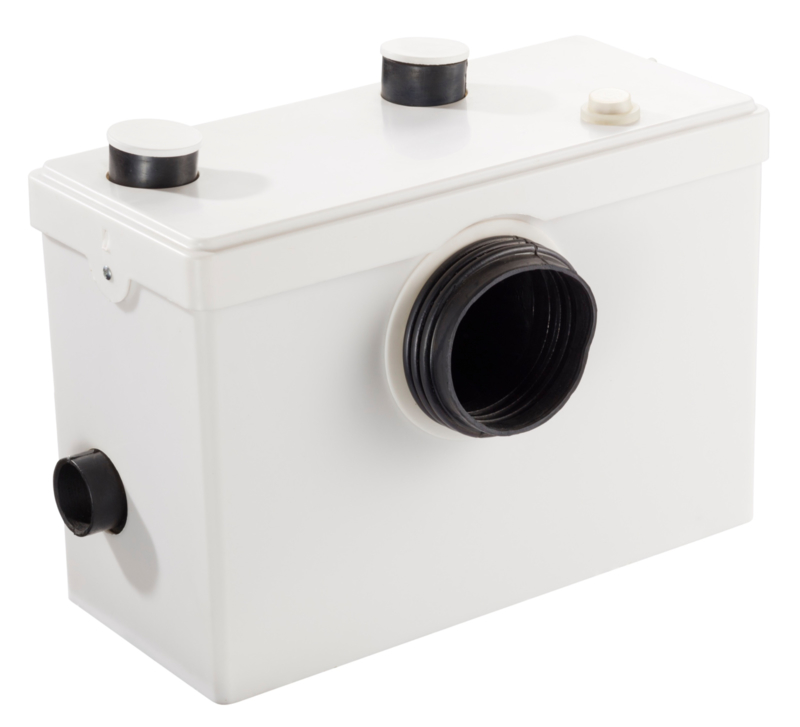 Homac Broyeur Pump 600 Special