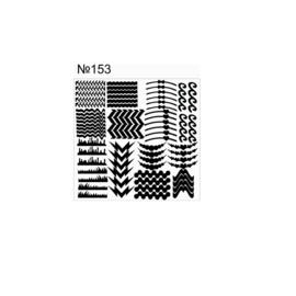 PNS Airbrush Stencil Sjablonen XL153