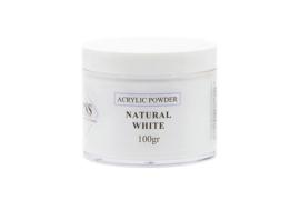 PNS Acryl Powder Natural White 100g