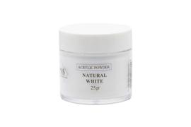 PNS Acryl Powder Natural White 25g