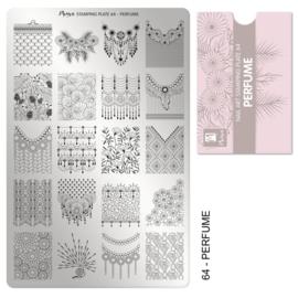 Moyra Stamping Plate 64 Perfume