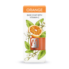 Moyra Basecoat Orange