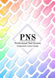 PNS KleurenKaart Boekje