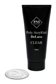 PNS Poly AcrylGel DeLuxe Clear Tube