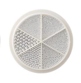 PNS Caviar Balls Set Silver
