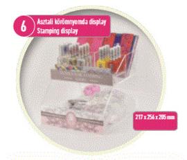 Moyra Stamping Display
