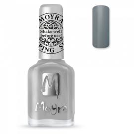 Moyra Stamping Nail Polish sp23 grey