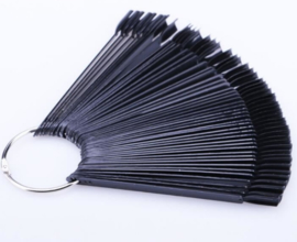 PNS color pops Black 50 stuks