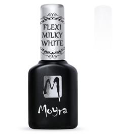 Moyra Flexi Milky White