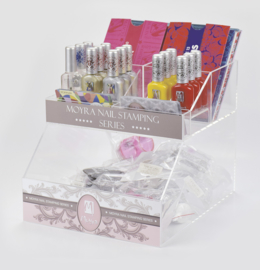 Moyra Stamping Display