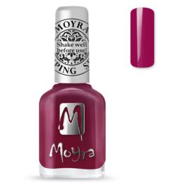 Moyra Stamping Nail Polish sp40 Amaranth Red