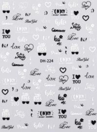 Valentijn Sticker #23